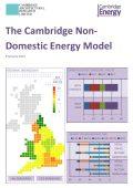 Cambridge Non-Domestic Model Report