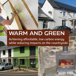 Warm and Green Homes (CPRE)